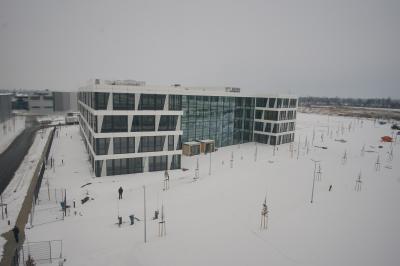 Altran Campus, Wolfsburg